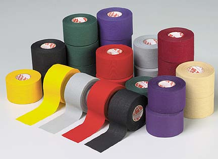 """1 1/2"""" x 10 Yd. M-Tape Trainer's Tape from Mueller - Box of 32 Rolls"""