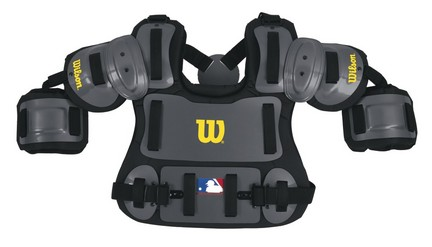 """13"""" Fitted Chest Protector from Wilson"""