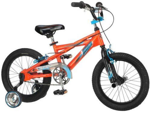 "16"" Boy's Scorch Bicycle / Bike from Schwinn (Orange)"