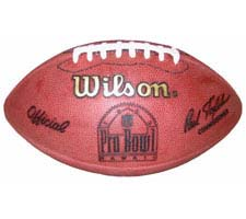 1993 Pro Bowl Football by Wilson -The Official Game Ball Of The Pro Bowl