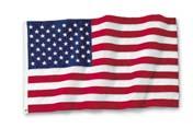 3' x 5' Nylon Full-Size American Flag