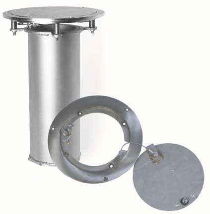 """3.5"""" to 3"""" Floor Sleeve Reducer"""