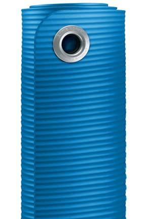 "32"" x 72"" x .6"" ArmaSport Top-15 Exercise Mat (Blue)"