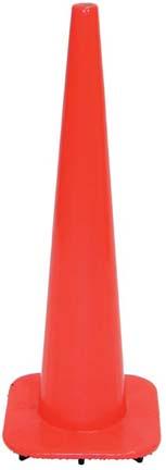 """36"""" All Purpose Cone...Fluorescent Orange (Set of 2)"""