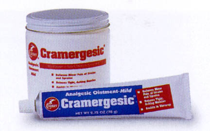 5 lb. Jar Cramergesic Analgesic Ointment