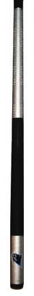 """57"""" Carolina Panthers NFL Team Logo 2 Piece Cue from Imperial International"""