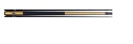 """57"""" New Orleans Saints NFL Team Logo 2 Piece Cue from Imperial International"""