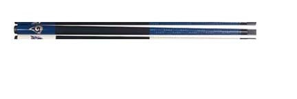 """57"""" St. Louis Rams NFL Team Logo 2 Piece Cue from Imperial International"""