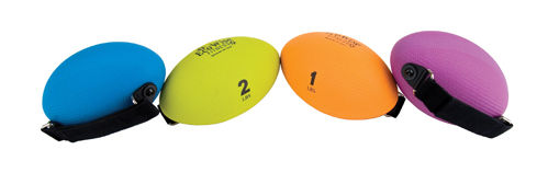 AGM Group 85724 EcoWise Slim Olive Weight ball - Iris