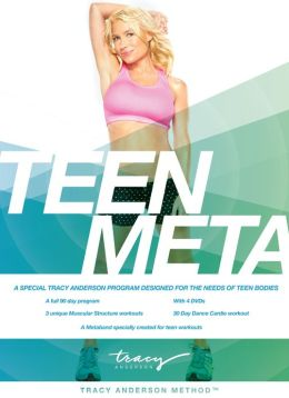 ANB D60500D Tracy Anderson - Teen Meta