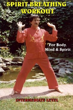 AV-EDU2000 754309082877 Spirit Breathing Workout Intermediate Level with Bob