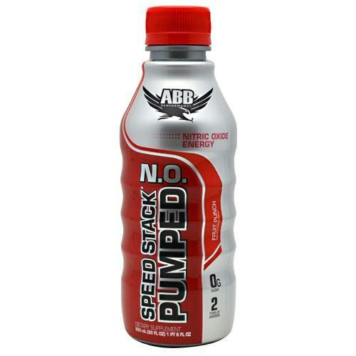 Abb 558996 Speed Stack Pumped N.O. Fruit Punch