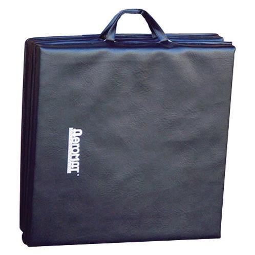 Aeromat 34304 24 in. Deluxe Folding- Black