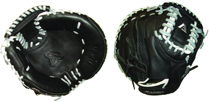 "Akadema Professional 33"" Circumference Praying Mantis Series Baseball Catcher's Glove (Spiral Lock Web)"