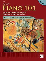 Alfred 00-14591 Piano 101- Book 2 - Music Book