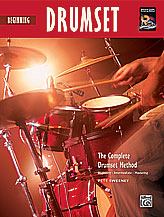 Alfred 00-22674 Complete Drumset Method- Beginning Drumset - Music Book