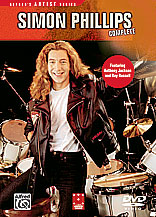Alfred 00-25436 Simon Phillips- Complete - Music Book