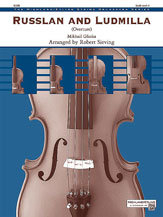 Alfred 00-26581 Russlan and Ludmilla - Music Book