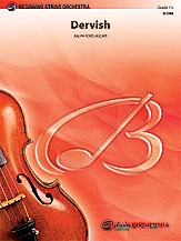 Alfred 00-31518 Dervish - Music Book