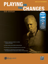 Alfred 00-43727 Playing on the Changes - Bass Clef Instruments