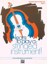 Alfred 00-799 Learn to Play a Stringed Instrument- Book 3 - Music Book