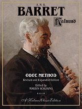 Alfred 00-K02116X BARRET OBOE METHOD REVISED