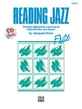 Alfred 00-SB271CD Reading Jazz - Flute