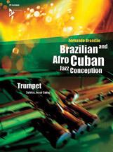 Alfred 01-ADV14842 Brazilian & Afro-Cuban Jazz Conception - Trumpet