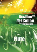 Alfred 01-ADV14844 Brazilian & Afro-Cuban Jazz Conception - Flute