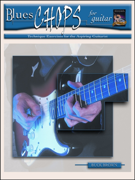 Alfred 07-1042 Blues Chops for Guitar - Music Book