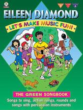 Alfred 55-10077A Let s Make Music Fun Green Book - Music Book