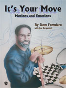 Alfred Publishing 00-0568B It s Your Move: Motions and Emotions - Music Book