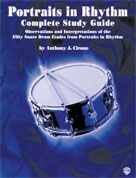 Alfred Publishing 00-EL03626A Portraits in Rhythm - Complete Study Guide - Music Book