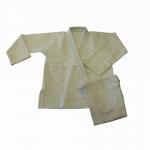 Amber Sporting Goods JJ-W-6 Jui Jitsu Uniform White Size 6