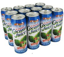 Amy & Brian 34302 Natural Coconut Juice Pulp Free