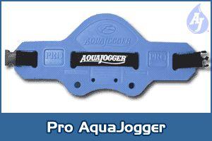 Aqua Jogger AP48 Pro Plus belt Blue AquaJogger