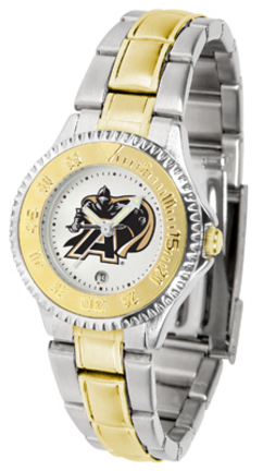 Army Black Knights Competitor Ladies Watch with Two-Tone Band