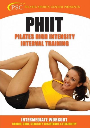 BAYVIEW BAY352 PILATES HIGH INTENSITY INTERVAL TRAINING - PHIIT