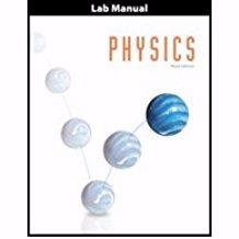 BJU Press 188779 Physics Student Lab Manual Third Edition