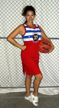 Baltimore Ladies' Streetball All Stars Jersey Dress