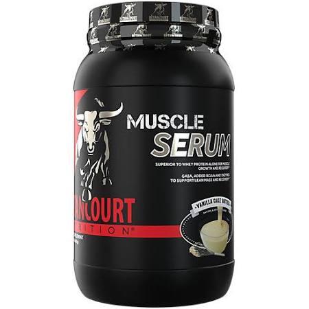 Betancourt Nutrition 4270210 2 lbs Muscle Serum Dietary Supplement Vanilla Cake Batter