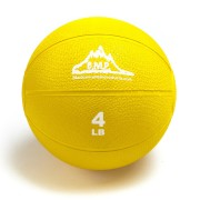 Black Mountain Products BMP Medicine 4 Professional Medicine Ball Yellow