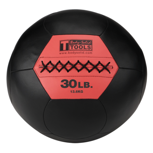 Body Solid BSTSMB30 30 lbs Soft Medicine Ball Exercise