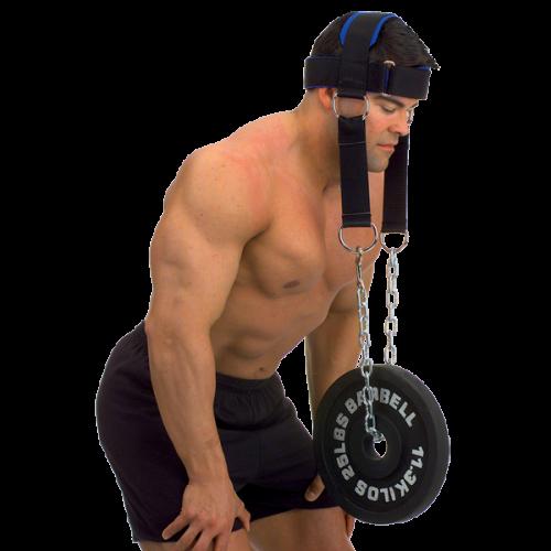 Body Solid MA-307N Nylon Head Harness