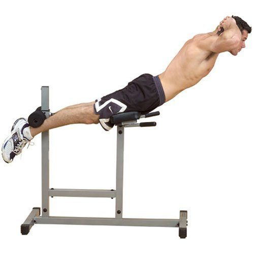 Body Solid PCH24X Powerline Roman Chair/ Back Hyperextension