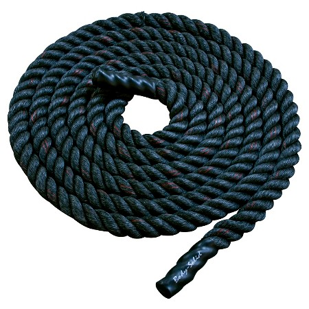 Body Solid Tools BSTBR2030 2 in. Diameter 30 ft. Fitness Training Rope