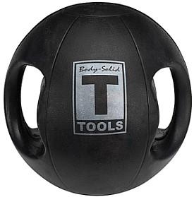Body Solid Tools BSTDMB20 Dual Grip Medicine Ball 20 lbs.
