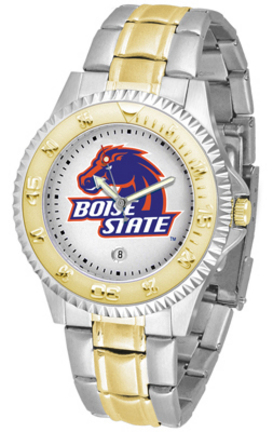 Boise State Broncos Competitor Two Tone Watch