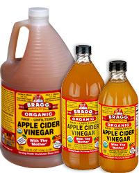 Bragg 16 fl oz Organic Apple Cider Vinegar Raw & Unfiltered