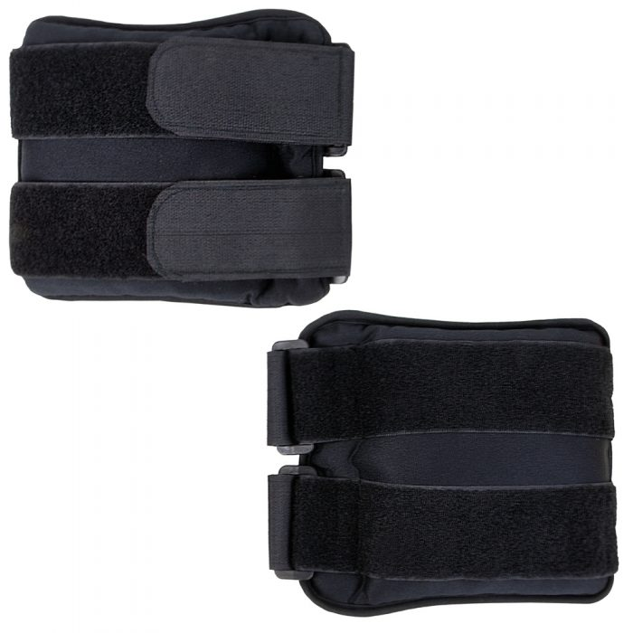 Brybelly SWGT-708 Ankle 3 lbs Weights - Pack of 2